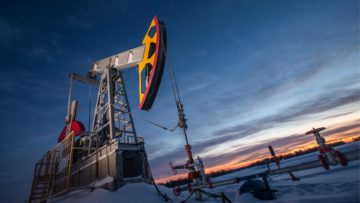 """The """"Volga Region Oil"""" company discovered an oil and gas field in the  territory of the Saratov region"""
